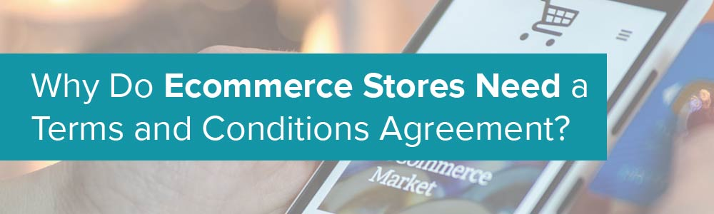 Terms and Conditions for Ecommerce Stores - Terms and Conditions ...
